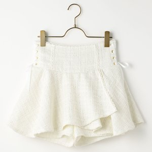 LIZ LISA Peplum Shorts
