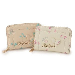 J-Fashion / Wallets & Pouches / LIZ LISA Butterfly Flower Multi-purpose Case