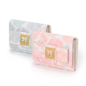 LIZ LISA Winter Rose Key & Pass Case