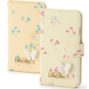 Stationery / Smartphone Cases / LIZ LISA Butterfly Flower iPhone Case