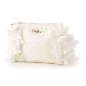 LIZ LISA Side Ribbon Pouch