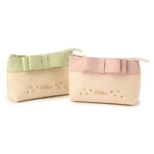 LIZ LISA Ribbon Pouch