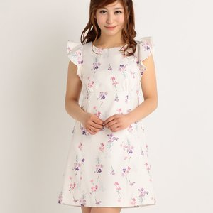 LIZ LISA Small Flower Bouquet Dress