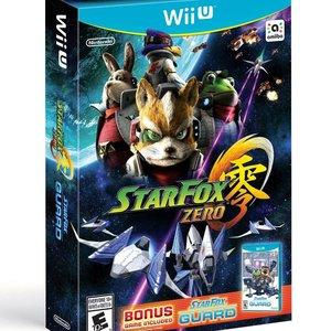 Gaming / Video Games / Star Fox Zero (Wii U)
