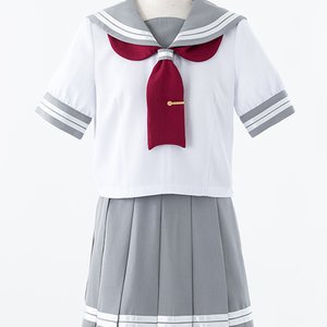 Otaku Apparel & Cosplay / Cosplay Outfits / Love Live! Sunshine!! Uranohoshi Girls' Academy Uniform (2nd & 3rd Year Summer Ver.)