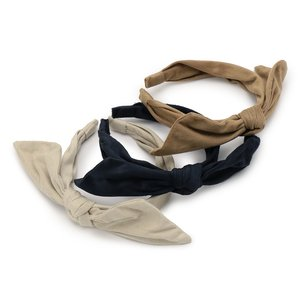 LIZ LISA Faux Suede Hairband