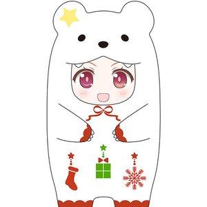 Figures & Dolls / Figure Accessories / Nendoroid More Christmas Polar Bear Ver. Face Parts Case