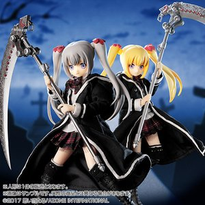Black Raven - Gale of the Scythe: Luluna 1/12th Scale Doll