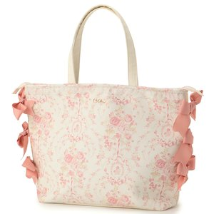 LIZ LISA 2016 Fukubukuro: Rose Ribbon Tote Sweet Set