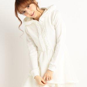 J-Fashion / Cardigans & Hoodies / LIZ LISA Peplum Hoodie