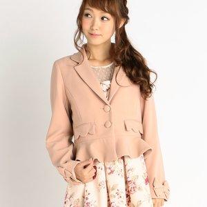 LIZ LISA Short Tailored Jacket