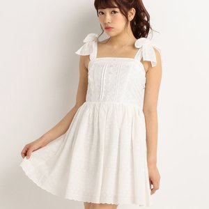 LIZ LISA Cambric Dress