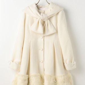 J-Fashion / Coats / LIZ LISA Fur Ribbon Coat
