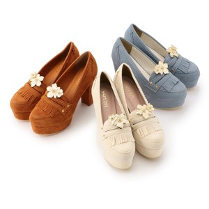 LIZ LISA Loafer Pumps