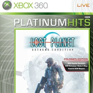 Gaming / Video Games / Lost Planet Extreme Condition: Colonies Edition (Xbox 360)