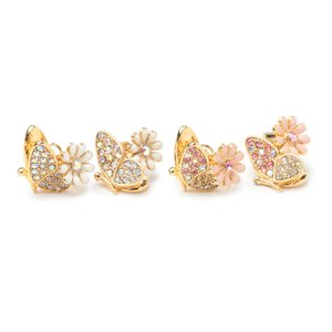 LIZ LISA Butterfly Earrings