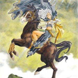 Kousuke Fujishima Signed Limited Edition Framed Oh My Goddess! Primagraphie Art Print: Soaring, Sprinting