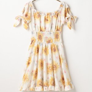 LIZ LISA Sunflower Dress