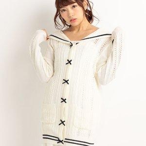 J-Fashion / Cardigans & Hoodies / LIZ LISA Long Sailor Cardigan