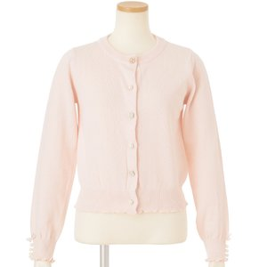LIZ LISA Bijou Button Cardigan