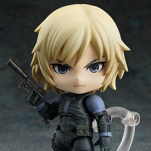 Nendoroid Metal Gear Solid 2: Sons of Liberty Raiden