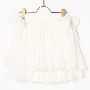 LIZ LISA Pleated Sukapan Skirt
