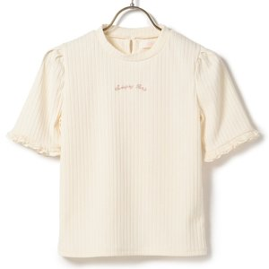 J-Fashion / Tops / LIZ LISA Embroidered Logo Top