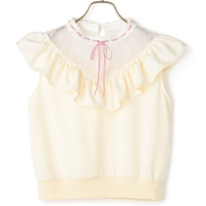 LIZ LISA Frill Top