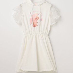 LIZ LISA Poodle Pattern Dress