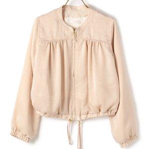 J-Fashion / Cardigans & Hoodies / LIZ LISA Vintage Satin Blouson