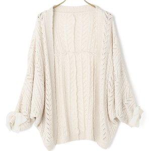 J-Fashion / Cardigans & Hoodies / LIZ LISA Momonga Cardigan