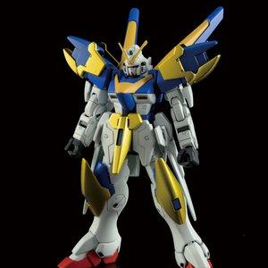 Robot Damashii Victory Gundam V2 Assault Buster Gundam