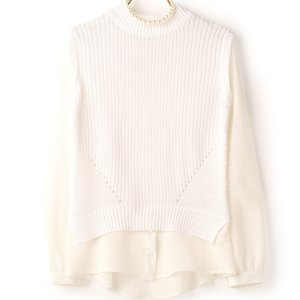 LIZ LISA Layered Knit