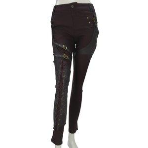 Ozz Croce Skinny Pants w/ Chaps