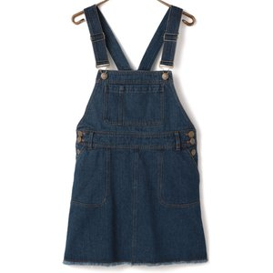 LIZ LISA Denim Overalls