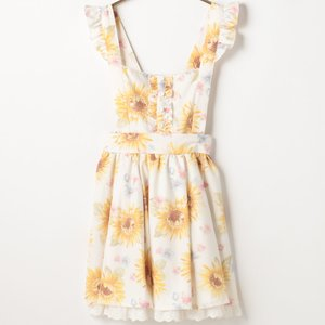 LIZ LISA Sunflower Jumper Skirt