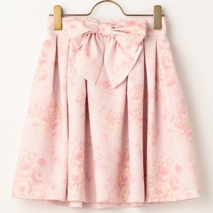 J-Fashion / Bottoms / LIZ LISA Bouquet Floral Skirt