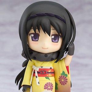 Figures & Dolls / Chibi Figures / Nendoroid Puella Magi Madoka Magica the Movie Homura Akemi: Kimono Ver.