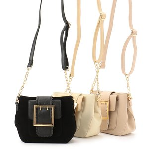 LIZ LISA Buckle Pochette