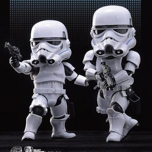 Egg Attack Action #005: Star Wars Stormtrooper