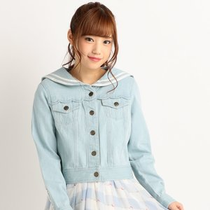 LIZ LISA Sailor Jean Jacket