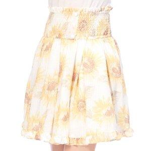 LIZ LISA Sunflower Skirt