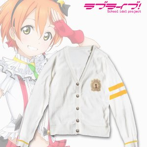 Otaku Apparel & Cosplay / Jackets & Hoodies / Love Live! Rin Member Cardigan (Ladies')
