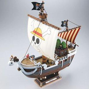 Toys & Knick-Knacks / Plastic Models / One Piece Going Merry Model Ship