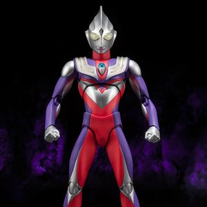 Ultra-Act Ultraman Tiga (Multi Type) (Re-Release)