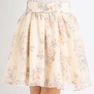 LIZ LISA Opal Floral Skirt