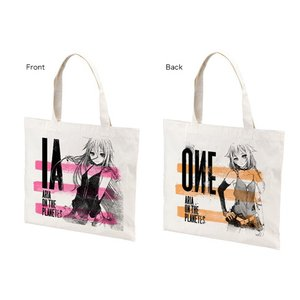 Otaku Apparel & Cosplay / Bags & Wallets / IA x ONE Big Tote Bag
