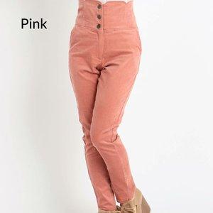 LIZ LISA Corduroy Skinny Pants
