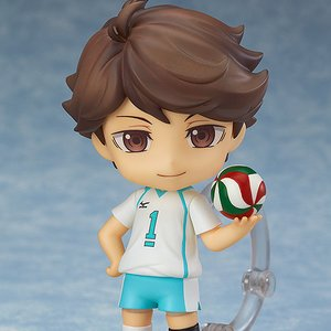 Figures & Dolls / Chibi Figures / Nendoroid Haikyu!! Toru Oikawa (Re-run)