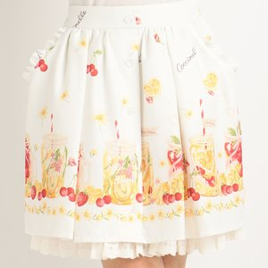 J-Fashion / Bottoms / LIZ LISA Fruit Skirt